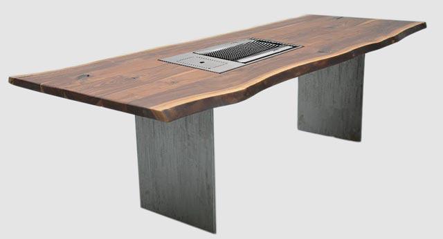 天然ガス(NG)用の最もポピュラーなモデル テーブルトップの色とデザインはお客様が決めることができます