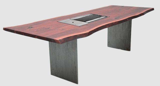 液化石油ガス(LPG)用の最もポピュラーなモデル テーブルトップの色とデザインはお客様が決めることができます